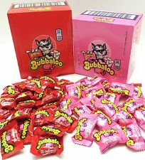 30 Bubbaloo Strawberry & Apple Chewing Gum