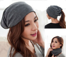 Women Hair Head Covering Band Tube Sport Wrap Hat Neck Warmer Scarf Neckerchief