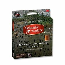 Scientific Anglers Mastery Skagit Extreme Head Fly Line Orange