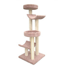 """Molly and Friends 66"""" Bed and Cradle Cat Tree"""