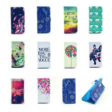 New Fashion Flip Stand Hybrid Card Wallet Leather Case Cover For Motorola Moto G