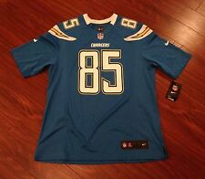 Antonio Gates San Diego Chargers Men's Nike Game Jersey New With Tags