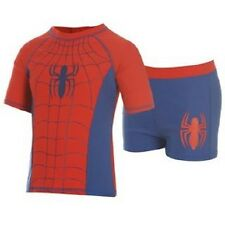 SPIDERMAN:2 P/C SWIM SET,2/3,3/4,5/6,7/8YR,NEW WITH TAGS