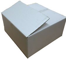 Strong White Double Wall Boxes House Removal Packing Select Quantity And Size