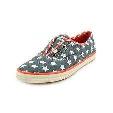 Keds Ch Laceless Womens Canvas Sneakers Shoes No Box