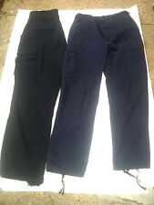Police Tactical Pants BDU  Rescue / EMT / Paramedic Navy Blue or Black