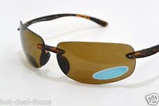 POLARIZED BIFOCAL READING SUNGLASSES with POLYCARBONATE LENS powers +1.50 +2.00
