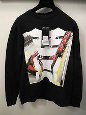 -48%OFF GIVENCHY GO-KART SWEATSHIRT OVERSIZED S (real size L