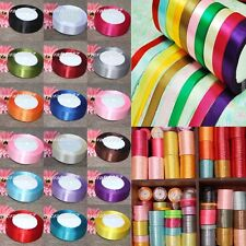 Single Sided Faced Satin Ribbon / Grosgrain Ribbon 6,10,12,15,20,25,38,50mm