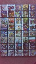 Video Game Cases (DS, Xbox 360, Wii, PS4)