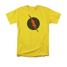 The Flash Reverse Flash Symbol DC Comics Licensed Adult Shirt S-3XL