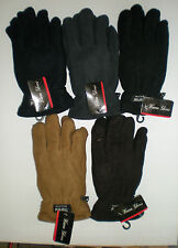 Men's Thermal Insulated Fleece Winter Gloves