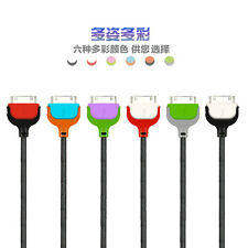 USB SYNC DATA POWER CHARGER CABLE FOR APPLE I PAD IPHONE 4S 4 3GS 3G IPOD NANO