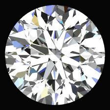 1.3 MM ROUND CUT WHITE LOOSE NATURAL SI CLARITY/F-G COLOR DIAMONDS WHOLESALE LOT