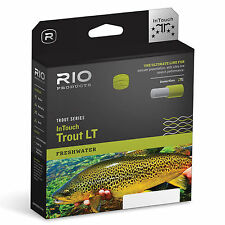 RIO InTouch Trout LT WF Weight Forward Floating Freshwater Fly Fishing Lines