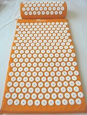 Spoonk Style Acupressure Mat Set with Pillow in MANY COLORS -Circulation Booster