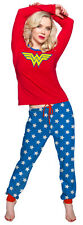 DC Comics Wonder Woman NWT Junior's Sleep / Lounge Pajama Shirt & Pant Set