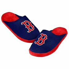 Boston Red Sox Youth Jersey Mesh SLIDE SLIPPERS New - FREE SHIPPING - MLB