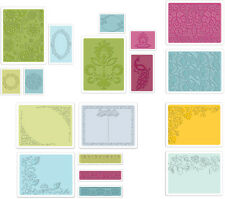 SIZZIX EMBOSSING FOLDER SETS