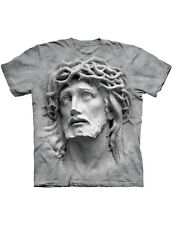 NEW NWT The Mountain Crown Of Thorns Jesus Crucifixion Image T-Shirt