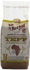 Bob's Red Mill Whole Grain Teff 24 oz (608 g) - Pack of 1 / 2 / 3 / 4