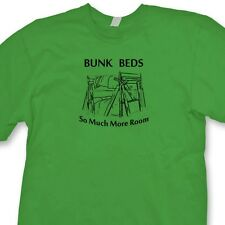 BUNK BEDS Funny movie Classic T-shirt Step Brothers Will Ferrell Tee Shirt