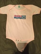 Dallas Cowboys Onesie Infant Girls Pink 6 Month 12 18 Month 6M 18M 24M NFL Baby