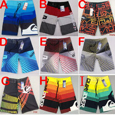 Men Boardshorts Surf Board Shorts Swim Wear Beach Sports Trunks Pants SZ 30-38 Q