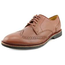 Cole Haan Phinney Wing.Ox Mens Wingtip Leather Oxfords Shoes B Grade