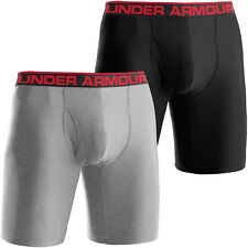 "Under Armour Mens UA Original 9"" Boxerjock Boxer Briefs Long Underwear"