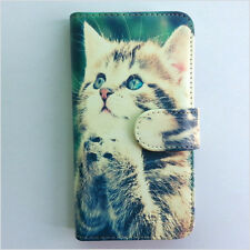 Brand new Little cat 192 wallet Flip case cover for Samsung/iphone/Nokia/HTC