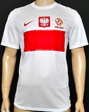 Poland home jersey XL and XXL adults 450507-106 Nike (new in bag with tags)