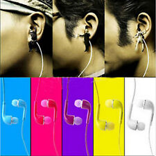 3.5mm In-ear Stereo Earbuds Headphone Earphone Headset for Samsung With MIC Cool