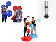 Inflatable Boxing Gloves Punch Bag Duel Combat Gladiator Boxing Boxer Fun Fit
