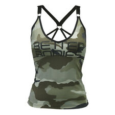 BETTER BODIES - Athlete Tank Camo - Workout Athletic Apparel, Womens