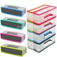 Soft Clear Case Cover Skin Box For Bose-SoundLink Bluetooth Speaker Perfect Fit