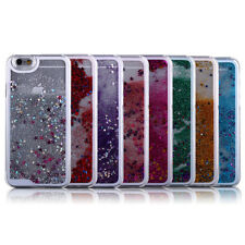 Hot Sale Bling Quicksand Glitter Five-Star Dynamic Liquid Back Hard Case Cover