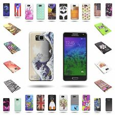 For Samsung Galaxy Alpha Hard Slim Design Snap On Cover Protective Plastic Case
