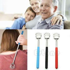 Ultimate Latest Bear Claw Telescopic Stainless Back Scratcher Extendable Massage