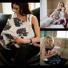 Nursing with style.Breast feeding covers for every mum.