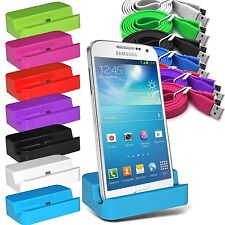 Desktop Charging Dock Station Cradle stand for All latest Samsung Galaxy Models