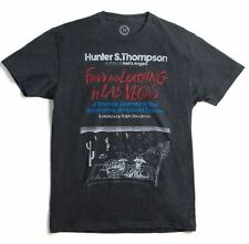 Out Of Print Fear & Loathing in Las Vegas Hunter S. Thompson Adult T-Shirt -