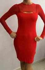 FINAL SALE!!!!FRENCH CONNECTION VALENTINE BODYCON DRESS RED COLOUR RSP 75 GBP!