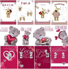 VALENTINE'S DAY CARDS - BOYFRIEND GIRLFRIEND +MORE ME TO YOU / BOOFLE +3D CARDS