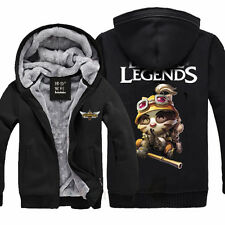 Online Game LOL League of Legends MI Teemo Unisex Adult Cloth  Coat Jacket Tops