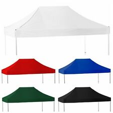 New Ez Pop Up Canopy 10x15 Replacement Pop Up Canopy Top Only -FIT EZUP CANOPY