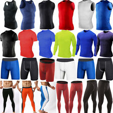 Armour Compression Sports Gear GYM Wear Base Layer Tops/Vest/Shirt/Pants/Legging