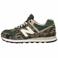 New Balance ML574CBC D Camo Camouflage 2015 Mens Fashion Sneakers Running Shoes