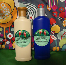 BEST NATURAL SILKY SHAMPOOS✿30 TO CHOOSE✿Hawiian Awpuhi & coconut oi✿free sample