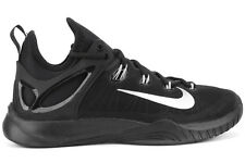 Nike Zoom Hyperrev 2015 705370 001 Mens Black Metallic Silver Basketball Shoes